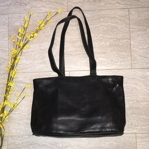 Coach Vintage All Leather Large Bag from 1998